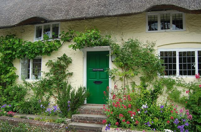 """Amberley - A Village in West Sussex - """"The Old Bakehouse"""""""