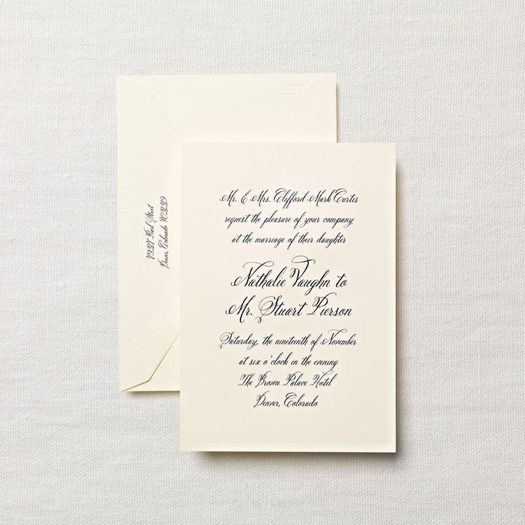 wedding invitation cards email%0A Ecruwhite Royalty Wedding Invitation