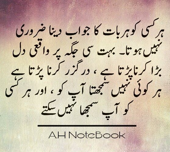 25 Best Urdu Quotes Images On Pinterest