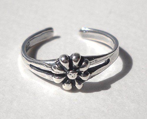 925 Sterling Silver Flower Toe or Knuckle Ring Pavlos pr http://www.amazon.com/dp/B00NSOU398/ref=cm_sw_r_pi_dp_HEfiub1MAGQSX