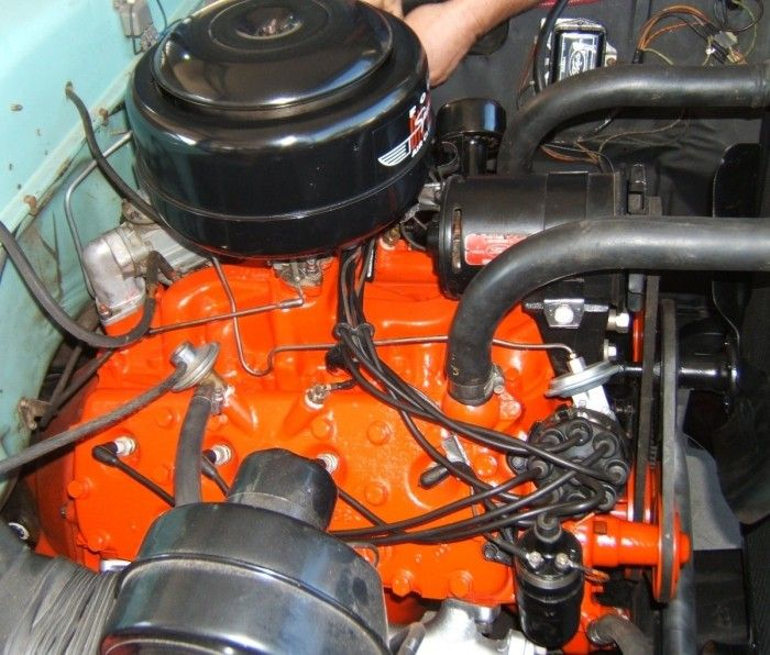 V8 Engine Good Or Bad: 78 Best Images About My 53 F-100 On Pinterest