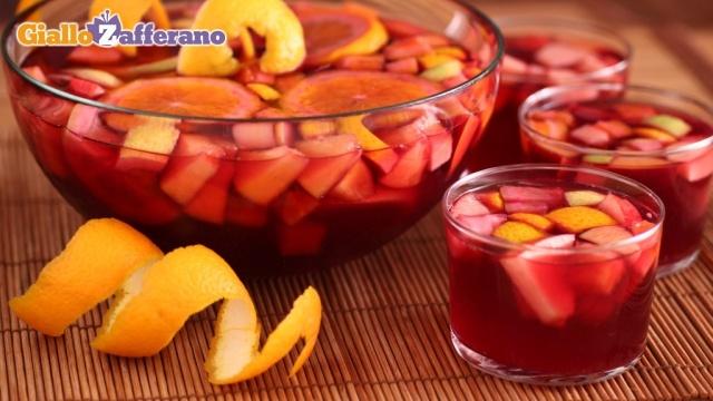 Ricetta Sangria