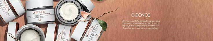 ✅Natura Chronos   A máxima eficácia em antissinais.   Você sabia que O ácido hialurônico é o ativo favorito dos dermatologistas para preenchimento facial? Chronos tecnologia, que une os ativos mais eficazes da biodiversidade brasileira com  ingredientes recomendados por dermatologistas.   Compre Natura online, Aproveite toda a comodidade de conhecer novidades da Natura e muitas promoções. Visite meu Espaço  Natura   Compre Online na Rede Natura  #RedeNatura   #NaturaOnline…