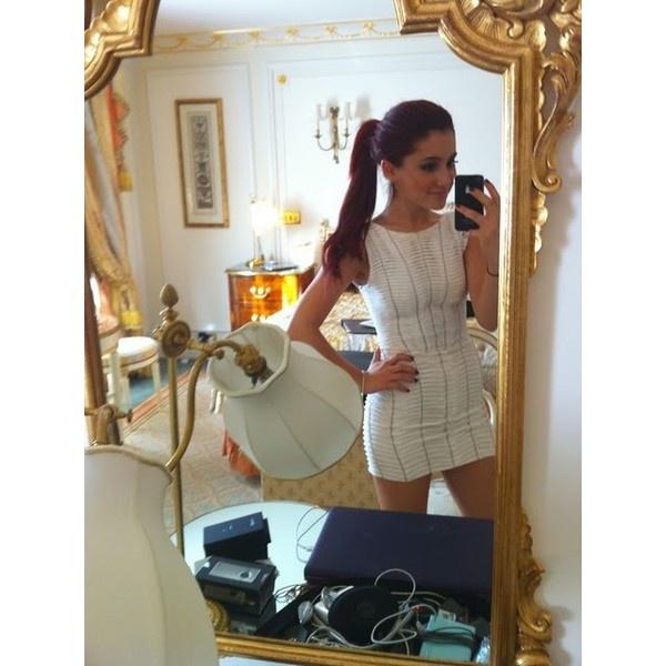 Ariana Grande 2011 - Ariana Grande - Zimbio ❤ liked on Polyvore
