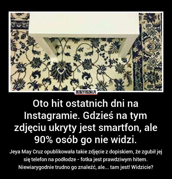 Ja widze ;)