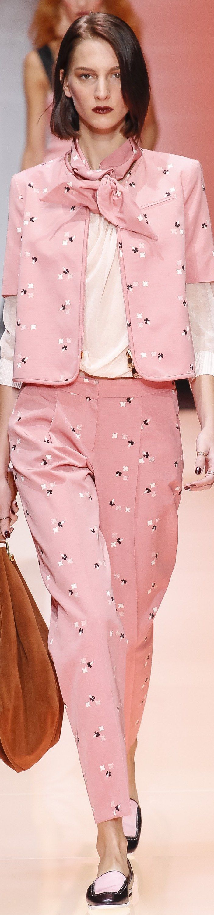 Emporio Armani - SPRING 2016 READY-TO-WEAR