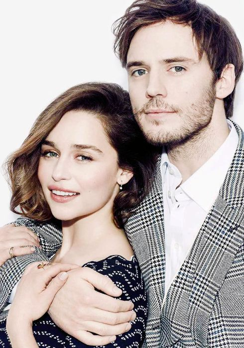 Emilia Clarke ♥ Sam Claflin