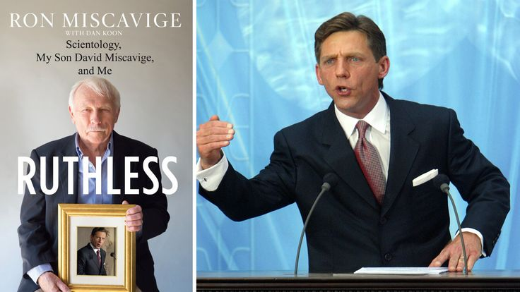 Ron Miscavige, the father of Scientology leader David Miscavige, has written a memoir about his controversial son.More Scientology shit about to hit the fan!