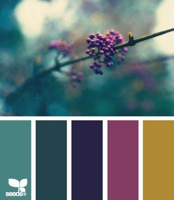 Ich mag diese Farbkombi, erinnert mich an Frühling.