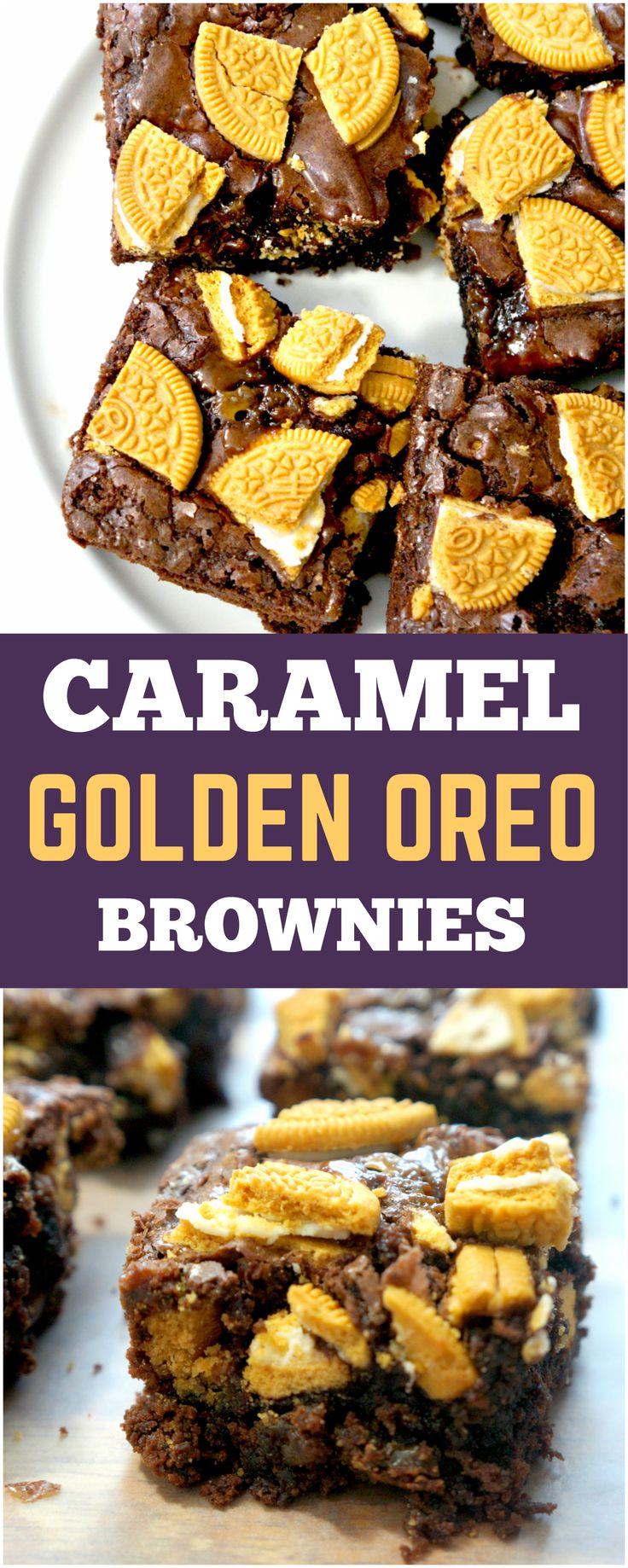 Brownies. Easy dessert recipe.