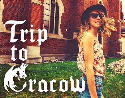 """Check out new work on my @Behance portfolio: """"Summer trip to Cracow"""" http://be.net/gallery/33547737/Summer-trip-to-Cracow"""