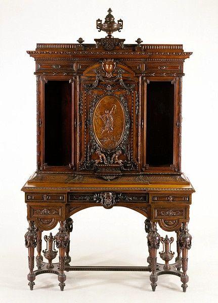 les 34 meilleures images du tableau napoleon iii second empire style sur pinterest meubles. Black Bedroom Furniture Sets. Home Design Ideas