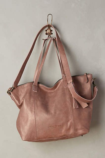 Kaethe Leather Tote - anthropologie.com