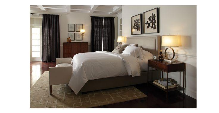 Mitchell Gold Bob Williams Regis Bed Bedrooms