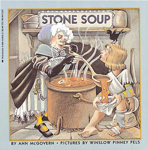 stone soup ann mcgovern recipe for chicken