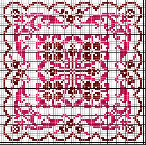 cross stitch pattern