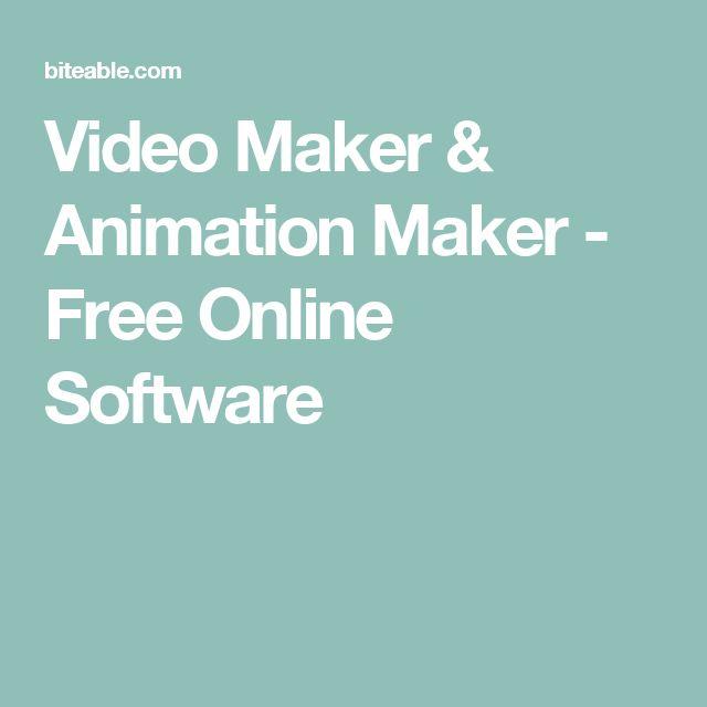 Video Maker & Animation Maker - Free Online Software