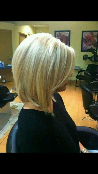 Really cute short hair cut