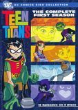 Teen Titans: The Complete First Season [2 Discs] [DVD], 74772