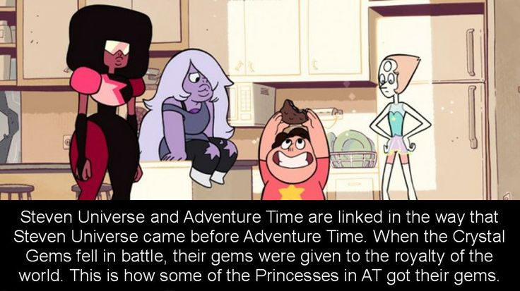 Theories of Ooo: steven universe theory