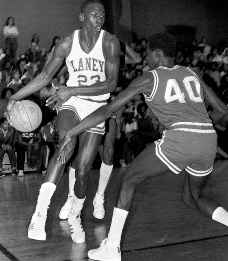Michael Jordan high school team