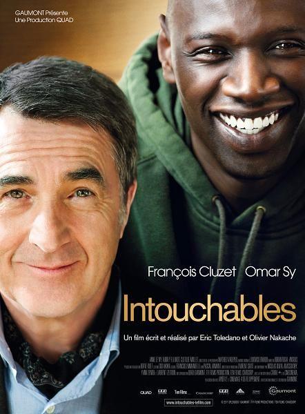 Intouchables. Ik denk dat dit de eerste film is die mij zo bij is gebleven en die ik zo vaak heb gekeken. Ik vond het echt een hele mooie film die een bijzondere vriendschap liet zien. Het is een film met humor maar ook ontroerend.