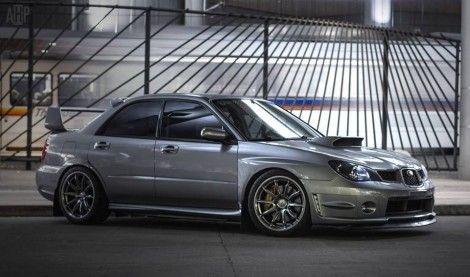 Subaru STI 2007