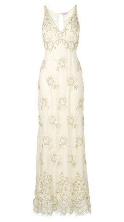 second wedding dresses for older brides