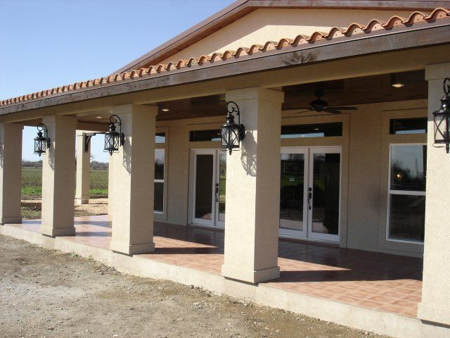 Our portfolio of metal buildings homes ranches and more by carl patteson construction - Steel framing espana ...
