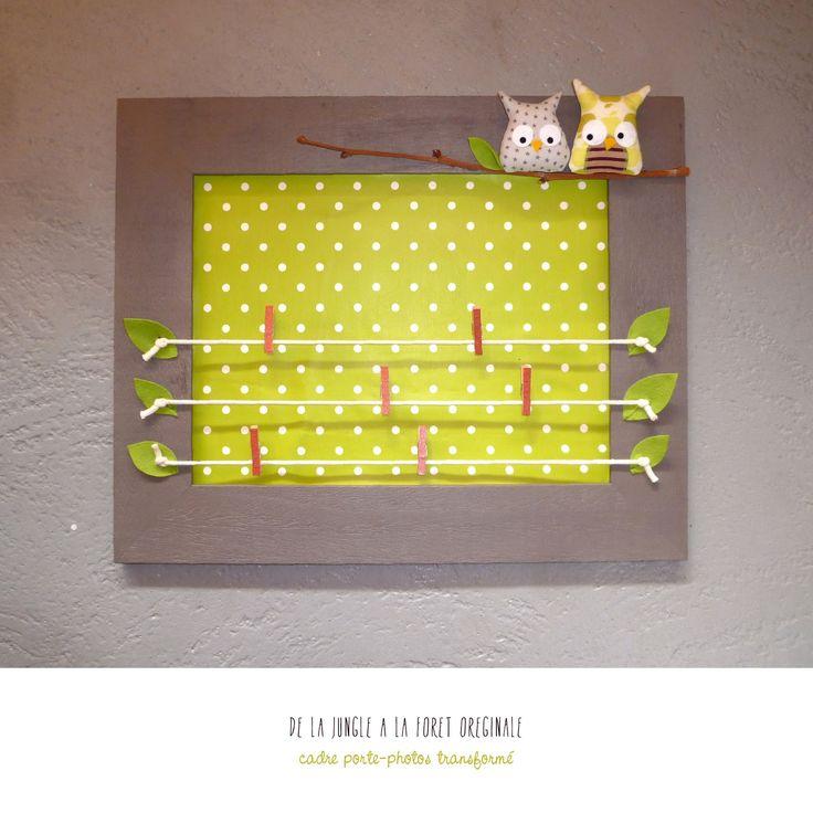 les 25 meilleures id es concernant cadre photo pele mele sur pinterest cadre pele mele diy. Black Bedroom Furniture Sets. Home Design Ideas