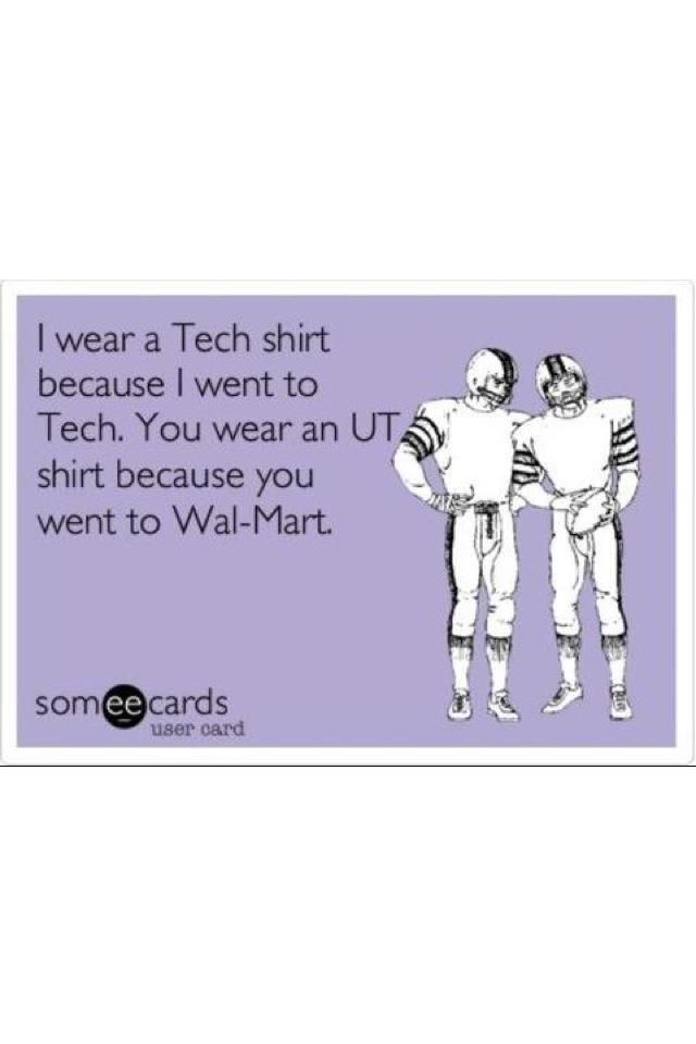 because UT pimps itself out to anyone...
