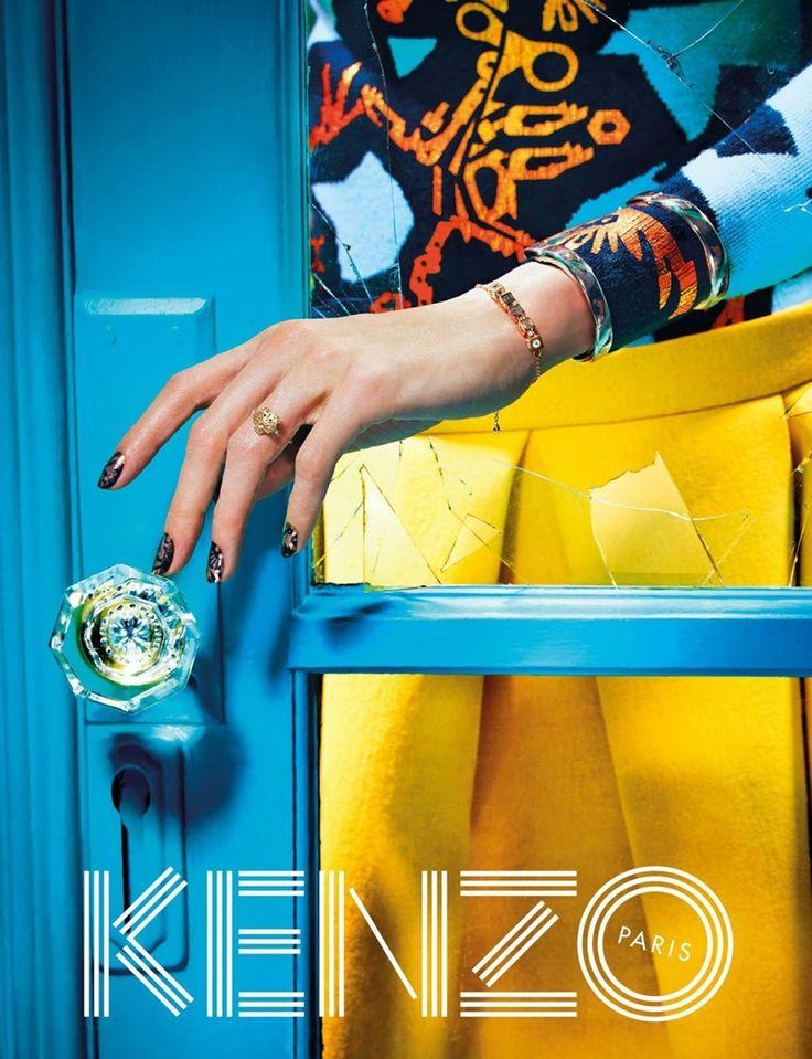 GBI ™: KENZO, FALL/WINTER 2014/15 CAMPAIGN