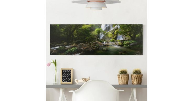 Canvas Art Panorama »Top Forest Canvas Art«   – Products