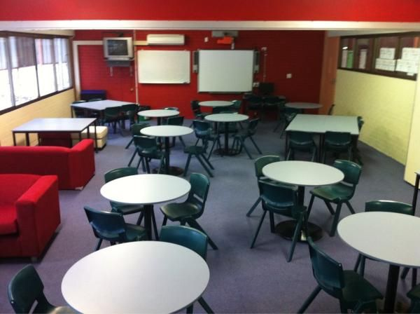 Innovative Classroom Layouts : What does a project real classroom look and feel like