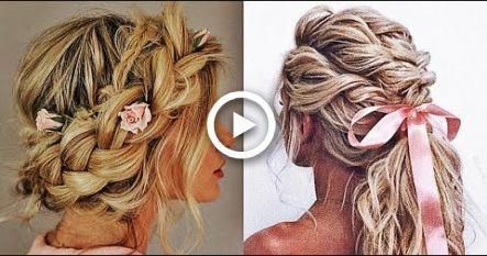 DIY Hair Hacks that every LAZY PERSON should know! Fast and easy hairstyles for the s ...,  #...