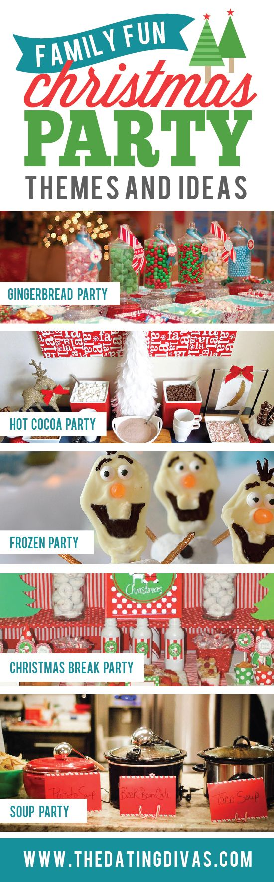 fun family christmas party themes merry christmas and happy new
