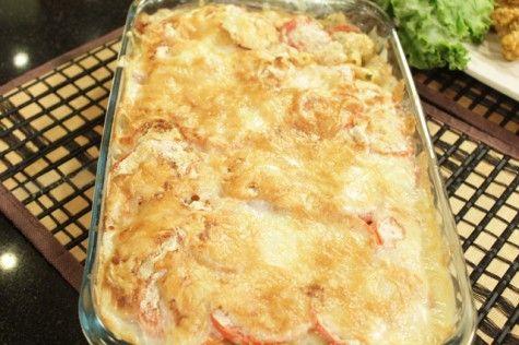 Baked Chicken Pasta Recipe | Official Masala TV Ramadan Recipes Recipes