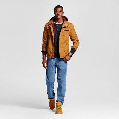 Wrangler Men's Relaxed Fit Carpenter Jeans - Antique Stone 28X30