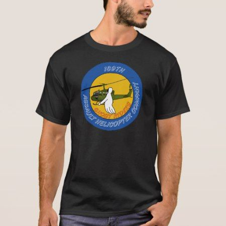 189th Assault Helicopter Co - Ghost Riders T-Shirt - click to get yours right now!