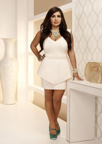 MJ-Shahs Of Sunset - Love her dress.  I love it even more if I could afford it.