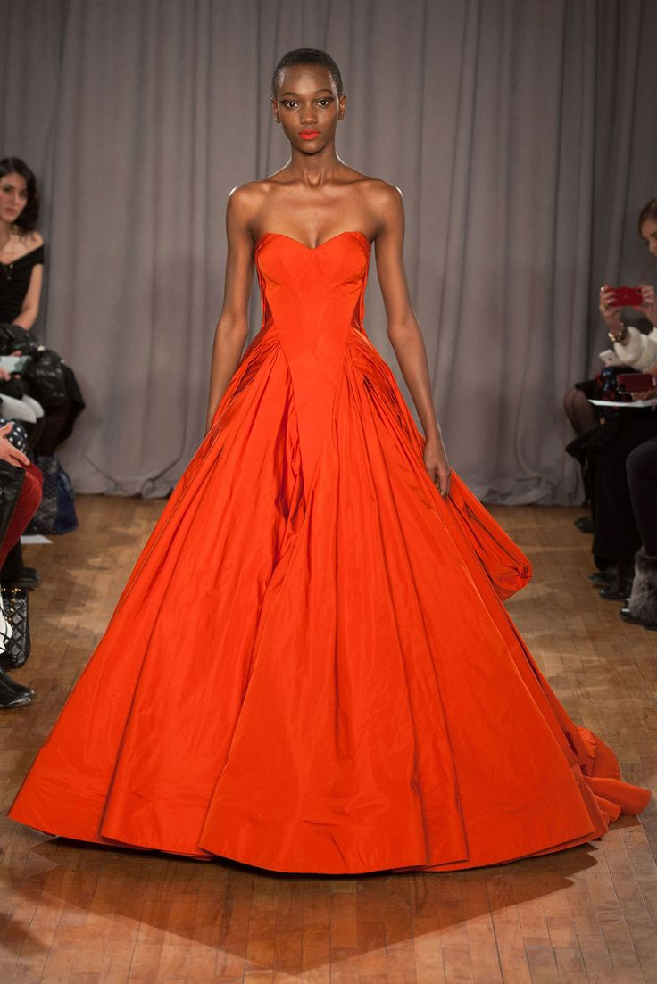 Zac Posen FW 14 #NYWF #MBFWFashion, Formal Dresses, Zac Posen, Red Carpets, Posen Fall, 2014 Rtw, Fall 2014, New York, Zacposen