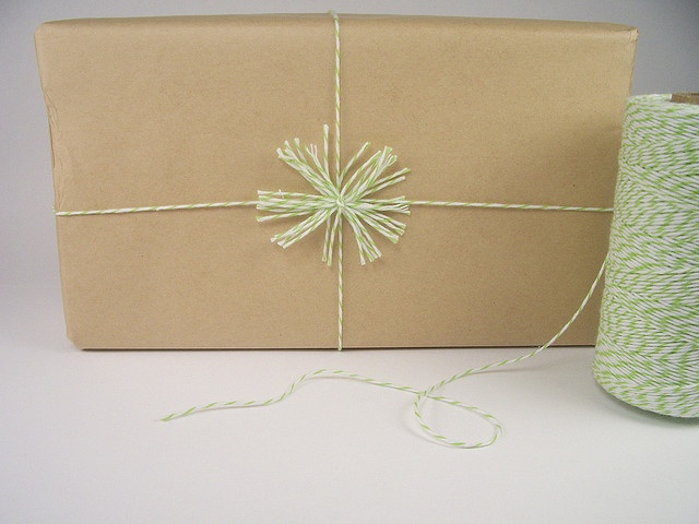 Divine Twine gift packaging