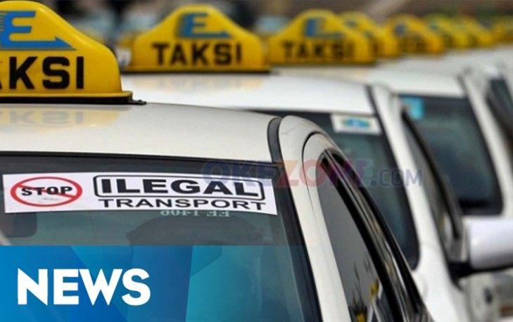 Wacana Pembatasan Taksi Online Akan Punya Identitas Khusus