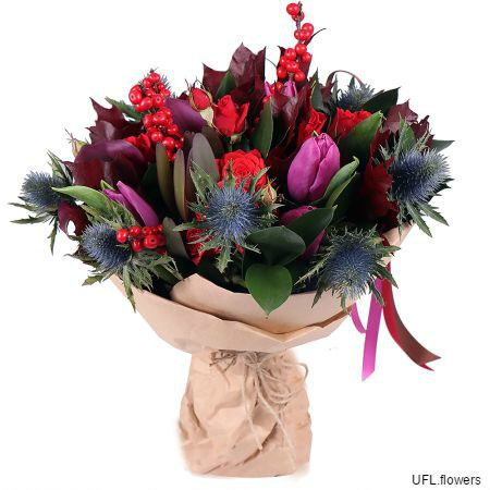 Bouquet «Passion Declaration of Love»