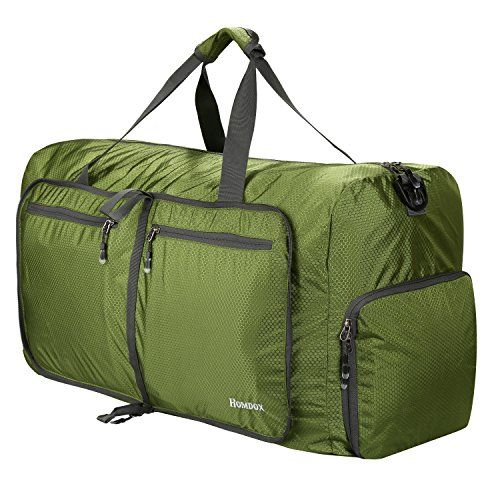 Homdox Foldable Duffle Bag Large  Strong Travel Luggage Shopping and Gym Storage Bag * Be sure to check out this awesome product.