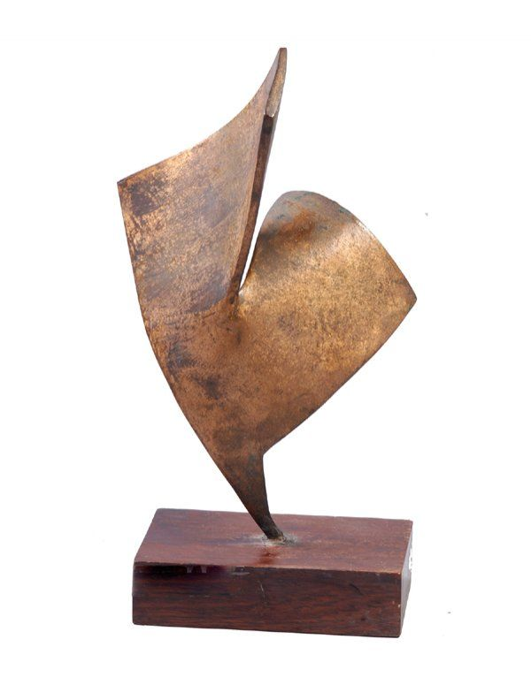 sankho chaudhuri sculpture artist indian