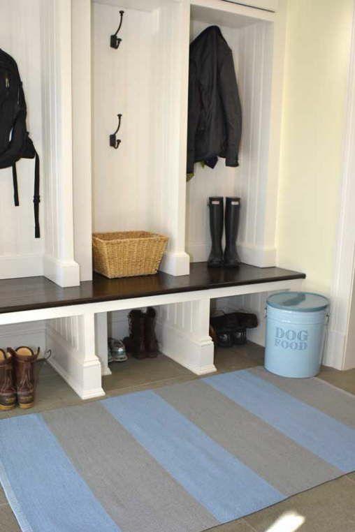 https www.hometourseries.com garage-storage-ideas-makeover-302 - Best 25 Mud rooms ideas on Pinterest