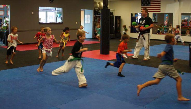 Taekwondo/Karate/Martial Arts Birthday Party Ideas | Photo 8 of 19 | Catch My Party