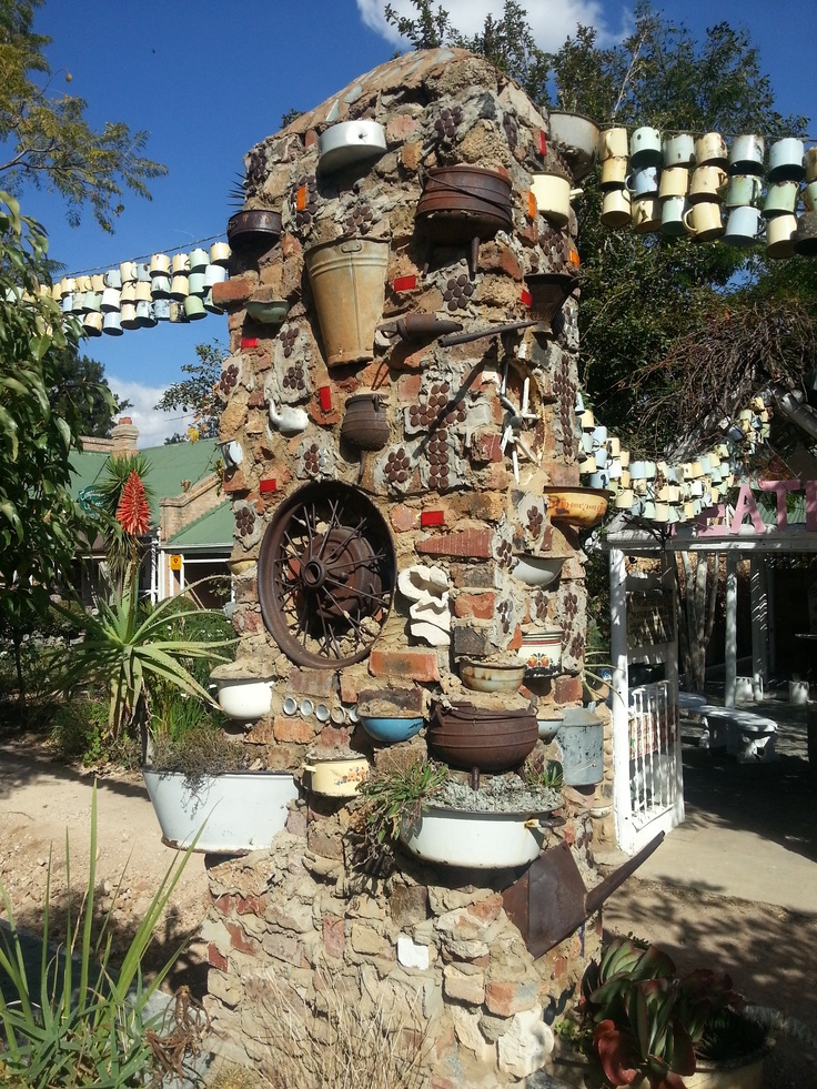 Upcycling at Cullinan South Africa by Caren