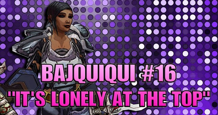 "Bajquiqui #16 - ""It's Lonely at the Top"" - Rogue PvP & Razer Giveaway! :D"